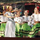 """Innesa Tymochko Dekajlo, Voloshky and Iskra perform Voloshky's """"The Lark."""""""