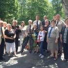 "Participants of Boston's ""Sviato Heroyiv."""
