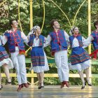 "The Kazka Ukrainian Folk Ensemble performs ""Tropotianka"" at Ukrainian Folk Festival 2015."