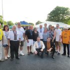 Members of the organizing committee of the Ukrainian Festival of Independence in Watervliet, N.Y.