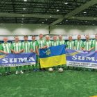 Yonkers Krylati Karpaty at the Cup of Legends Tournament.