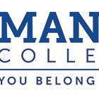 Manor College's new logo and tagline.