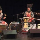 DakhaBrakha, the famed world music quartet from Ukraine.