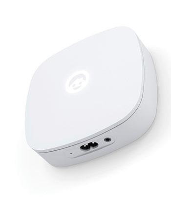 Ecoisme home energy monitor.