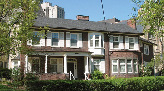 Windle House, an 1897 Victorian mansion, will be the new home of the Sheptytsky Institute on the campus of the University of Toronto.