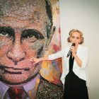 """Daria Marchenko and """"The Face of War."""""""