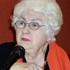 Prof. Natalia Ishchuk Pazuniak (circa 2000).