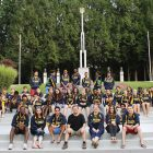 St. George Academy at the Ukrainian American Youth Association grounds in Ellenville, N.Y.