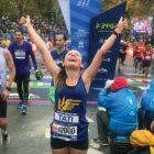 Tetiana Samokysh of URC NY has qualified for the Boston Marathon, by finishing in 3:30.53.