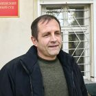 Crimean activist Volodymyr Balukh.