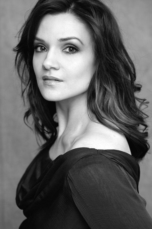 Andriana Chuchman, who debuted at the Metropolitan Opera on January 9.