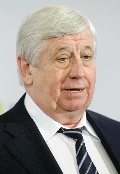 Viktor Shokin was approved by Parliament as the new procurator general on February 10, replacing the highly criticized Vitaliy Yarema.
