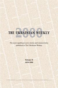 The Ukrainian Weekly 2000. Volume II