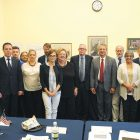 """WASHINGTON – On June 8, technical health experts joined members of the Ukrainian community on Capitol Hill for a roundtable discussion on immunization challenges in Ukraine. The event was moderated by Dr. Boris Lushniak, former acting U.S. surgeon general, and hosted by Rep. Marcy Kaptur (co-chair, Congressional Ukrainian Caucus) and the U.S.-Ukraine Foundation. Other participants included: Dr. Patrick O'Connor, team lead (accelerated disease control, vaccine preventable diseases and immunization) at the World Health Organization's Regional Office for Europe; Dr. Kateryna Bulavinova, senior health and communication advisor at UNICEF Ukraine; Dr. Roxolana Horbowyj, representative of the World Federation of Ukrainian Medical Associations; Yaroslav Brisiuck, deputy chief of mission, Embassy of Ukraine in the U.S.; and (via video) Judyth Twigg, professor of political science at Virginia Commonwealth University and author of the March 2016 CSIS Global Health Policy Center report """"Polio in Ukraine: Crisis, Challenge and Opportunity."""" Roundtable participants discussed the reasons behind Ukraine's very low rates of immunization coverage and will develop recommendations and strategies to urgently and substantially increase vaccination coverage in the country. – U.S.-Ukraine Foundation"""