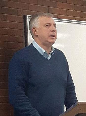 Dr. Serhiy Kvit