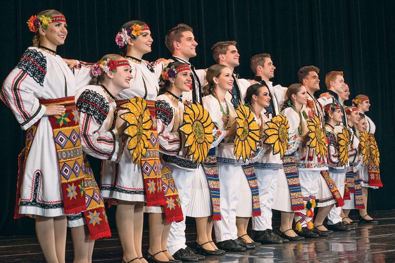 Romanian (Moldavian) Carnivale set.